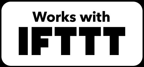 Works with IFTTT logo