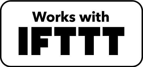 Works with IFTTT logo