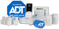 blue by ADT 15-Piece Home Security System