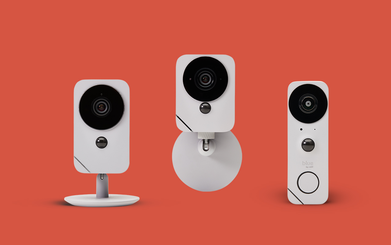 With Blue by ADT cameras, seeing is believing