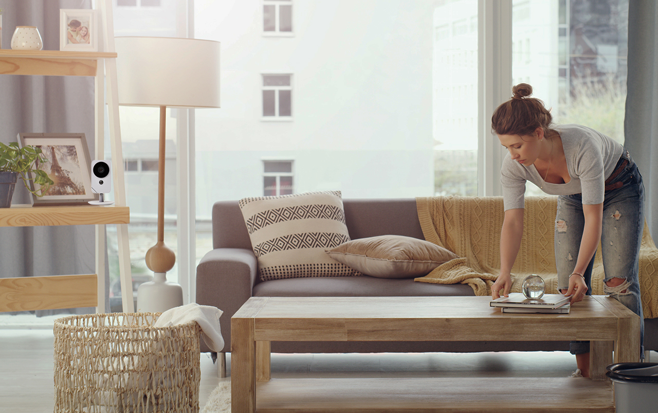 Spring into security & smart home tips